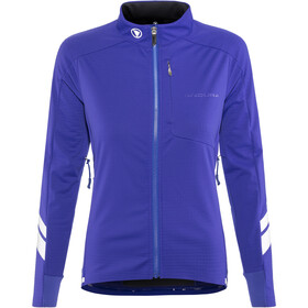 Endura Windchill Jas Dames, cobalt blue